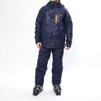 【アウトレット】ファブリス FABLICE スキー ウェア上下セット FA-6S35218T ヒ