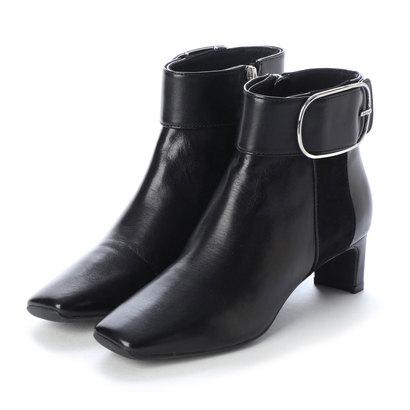 ジェオックス GEOX ショートブーツ (ブラック)