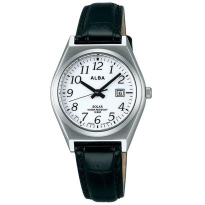 SEIKO アルバ ALBA アルバソーラー ペア 腕時計 国産 レディース AEGD537