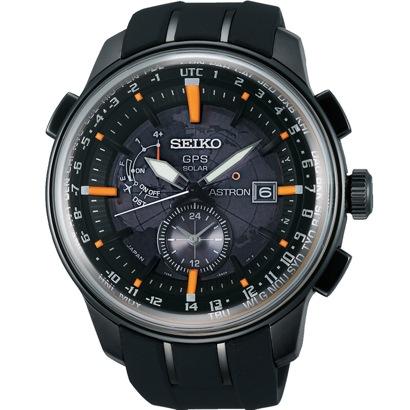 SEIKO アストロン ASTRON ソーラーGPS衛星電波修正 ボックス型 サファイアガラス 内面無反射コーティング 腕時計 国産 メンズ SBXA035【返品不可商品】