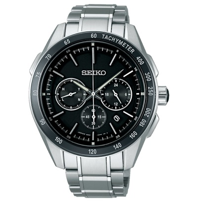 SEIKO ブライツ BRIGHTZ 腕時計 日常生活用強化防水(10気圧) 国産 メンズ SAGA171【返品不可商品】