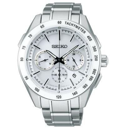 SEIKO ブライツ BRIGHTZ 腕時計 日常生活用強化防水(10気圧) 国産 メンズ SAGA169【返品不可商品】