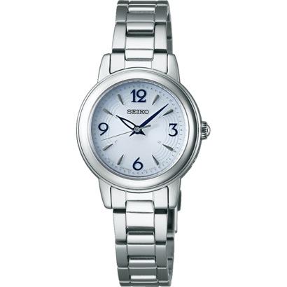 SEIKO ティセ TISSE ソーラー 腕時計 国産 レディース SWFH017