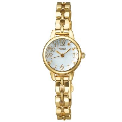 SEIKO ワイアード WIRED エフ 腕時計 国産 レディース AGEK414