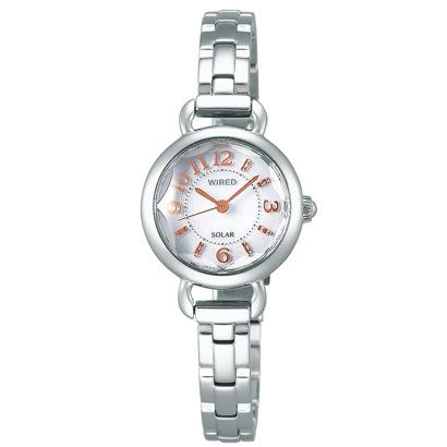 SEIKO ワイアード WIRED f(エフ) 腕時計 国産 レディース AGED054