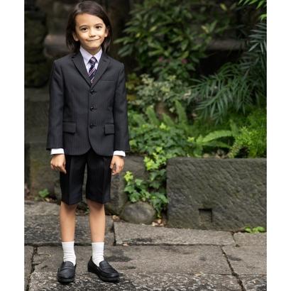 シューグー キッズ SHOO-LA-RUE(Kids) 【5点SET】セレモニースーツ (ブラック)