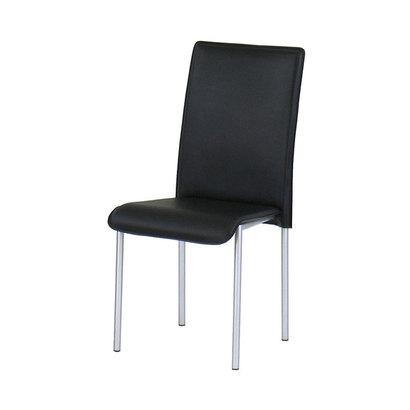 珍しい IDC OTSUKA/大塚家具 椅子 ネオ ブラック (ブラック)【返品不可商品】, 京のはんこや幸栄堂 d6a48aec