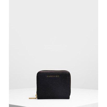 ★X'MAS★【再入荷】クラシック ジップウォレット / Classic Zipped Wallet (Black)
