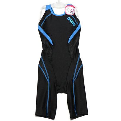 アリーナ arena レディース 水泳 フィットネス水着 サークルバックスパッツ(ひっかけフィットパッド)(着やストラップ) LAR-9200W