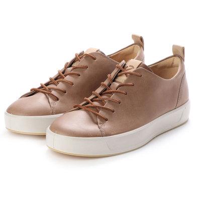 【アウトレット】エコー ECCO Mens SOFT 8 LX Sneaker (DUNE/POWDER)