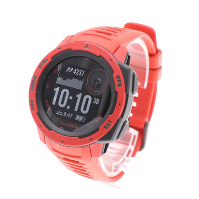 ガーミン GARMIN 時計 Instinct Flame Red 0100206432 7155