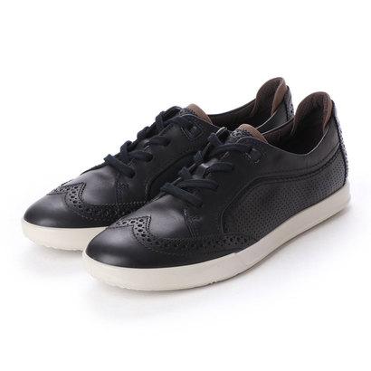 【アウトレット】エコー ECCO COLLIN 2.0 Sneaker (BLACK/COFFEE)