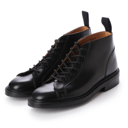トリッカーズ Tricker's 6077-MONKEY BOOT(BLACK)