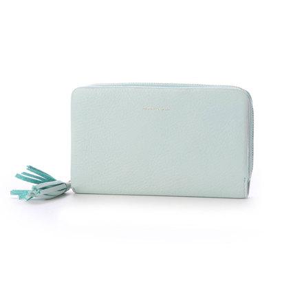 アルティザンヌ ジョゼ Artisane josse 【MORITA & Co.】 トリック 二つ折り財布 (グリーン)