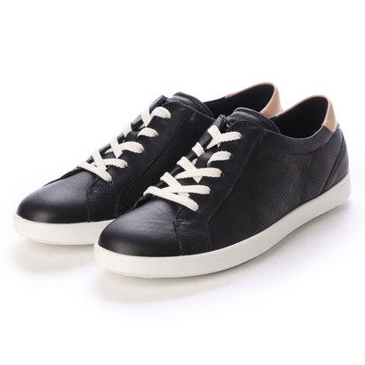 エコー ECCO LEISURE Shoe (BLACK/POWDER)
