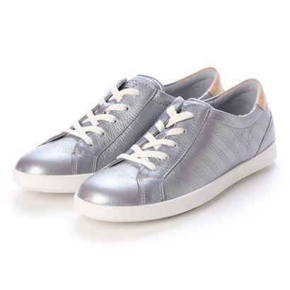 エコー ECCO LEISURE Shoe (CONCRETE/POWDER)