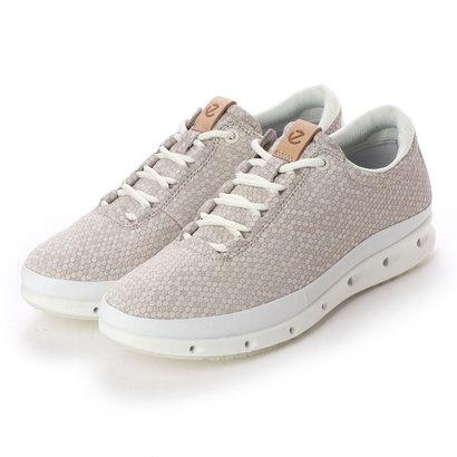 エコー ECCO Womens COOL W Shoe (WHITE/WHITE/GRAVEL/POWDER)