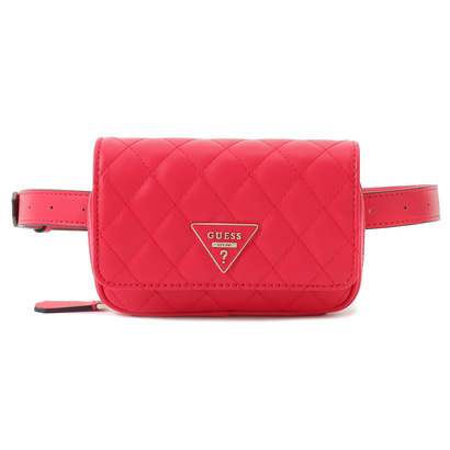 1f10543e32b6 ゲス GUESS CALIFORNIA DREAM CROSSBDY BELTBAG (RED) (RED) (RED) 61f