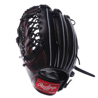ローリングス Rawlings 硬式野球 野手用グラブ HOH R2G(GH9HRN65-BK) J00621591