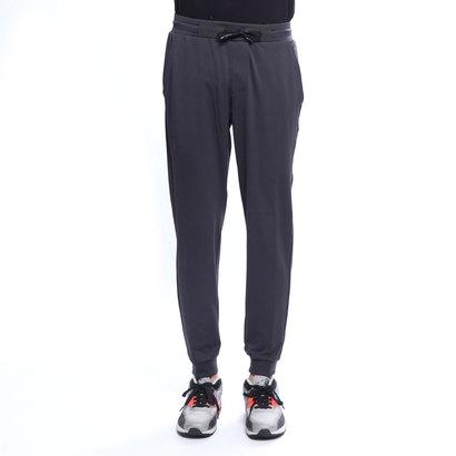 アディダス adidas メンズ ゴルフ スラックス ADICROSS スウェットジョガーパンツ DX1338 (グレー)
