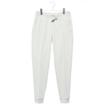 アディダス adidas メンズ ゴルフ スラックス ADICROSS スウェットジョガーパンツ DT3547 (ホワイト)