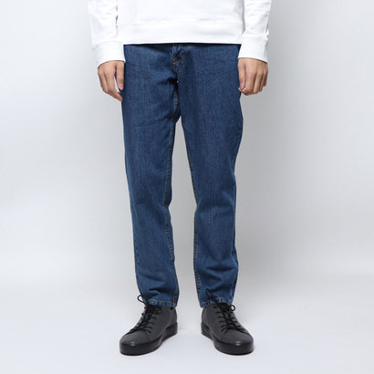 ゲス GUESS JAMES RELAX STRAIGHT DENIM PANT 【JAPAN EXCLUSIVE ITEM】 (DARK DENIM)