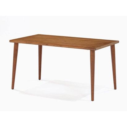 IDC OTSUKA/大塚家具 ダイニングテーブル ユノ ウォールナット材 W800(ウォールナット)【返品不可商品】