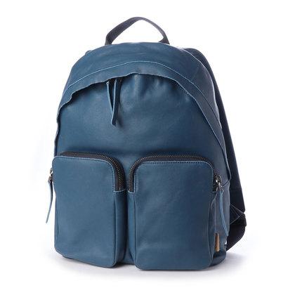 エコー ECCO Casper Small Backpack (RETRO BLUE)