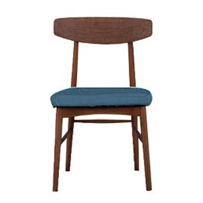 価格は安く IDC OTSUKA/大塚家具 椅子 ユノA カバー布#2 DB色 ブルー (ブルー)【返品不可商品】, 壁紙&ウォールデコ 壁際貴族 ac2e617d