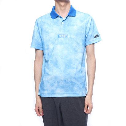 ニューバランス new balance メンズ ゴルフ 半袖シャツ タイダイプリントポロシャツ 0129160011