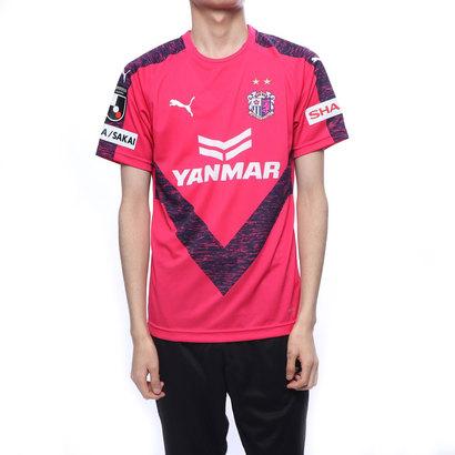 プーマ PUMA メンズ サッカー/フットサル ライセンスシャツ セレッソ 19 ホーム ハンソデゲームシャツ 762624