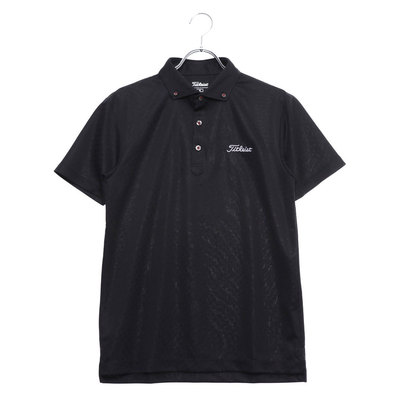 タイトリスト Titleist メンズ ゴルフ 半袖シャツ ウォータリぺレントシャツ 9683288306