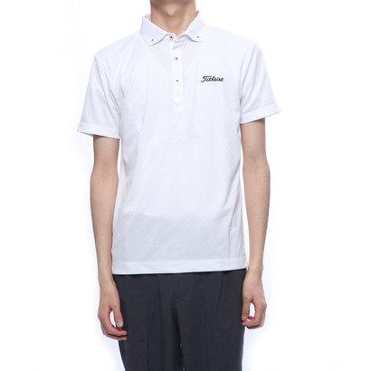 タイトリスト Titleist メンズ ゴルフ 半袖シャツ ウォータリぺレントシャツ 9683288450