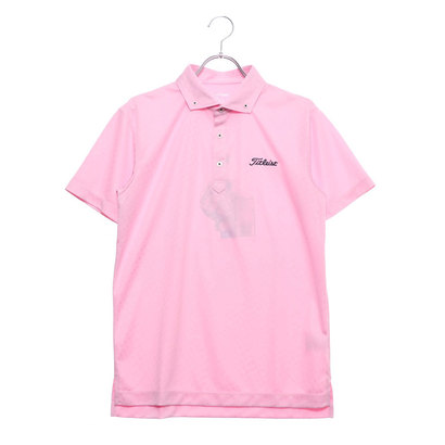 タイトリスト Titleist メンズ ゴルフ 半袖シャツ ウォータリぺレントシャツ 9683288351