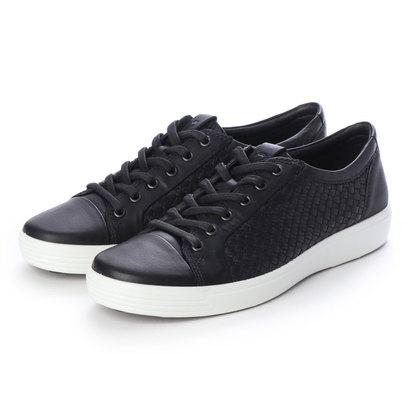 【アウトレット】エコー ECCO SOFT 7 M Sneaker (BLACK)