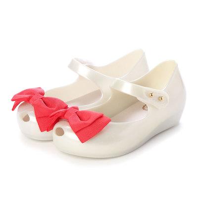 【アウトレット】メリッサ melissa MINI MELISSA ULTRA SWEET BB (RED/WHITE)