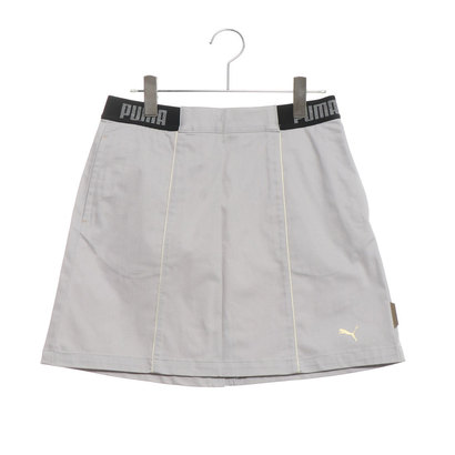 プーマ PUMA レディース ゴルフ スカート ゴルフW シャンブレー スカート 923881