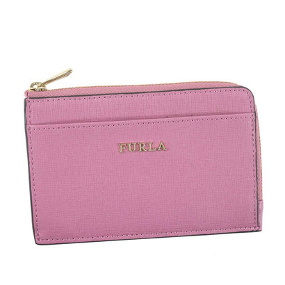 フルラ FURLA BABYLON M CREDIT CARD CASE (AZALEA f)