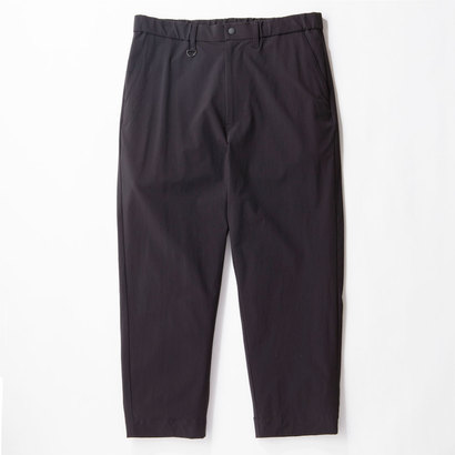 4WAY Strech Wide Pants /BLACK