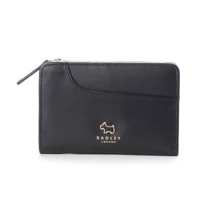 ラドリー ロンドン RADLEY LONDON POCKETS 財布 ブラック (BLACK)