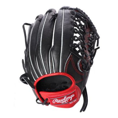 ローリングス Rawlings ユニセックス 硬式野球 野手用グラブ HOH R2G(GH9HRN650-B/RD) J00621603