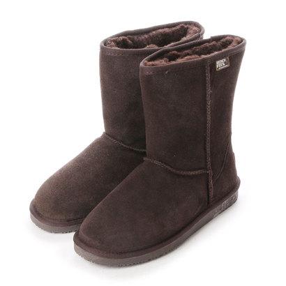 ビーチフィート BEACH FEET 撥水加工牛革スエード CLASSIC Boots-lo (CHOCO)