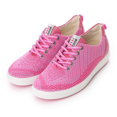 【アウトレット】エコー ECCO WOMENS GOLF CASUAL HYBRID (Pink-Beetroot/Fandango)