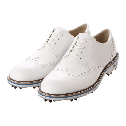 エコー ECCO MEN'S GOLF LUX (White)