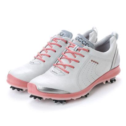 【アウトレット】エコー ECCO W Golf Biom G2 (Concrete/Silver Pink)
