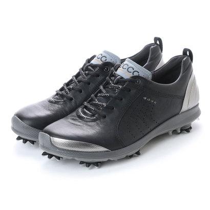 エコー ECCO Womens Golf Biom G 2 (Black/Buffed Silver)