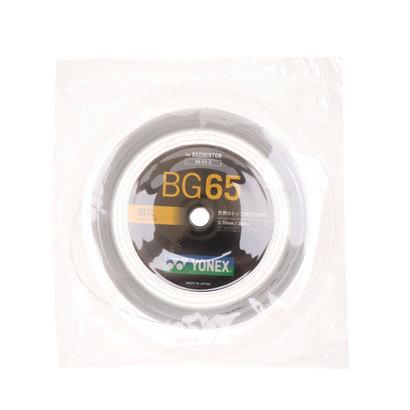 ヨネックス YONEX バドミントン ストリング ミクロン65 BG65-2 BG65-2