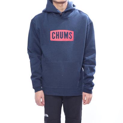 チャムス CHUMS メンズ トレッキング ウェア CHUMS Logo Pull Over Parka CH00-1114