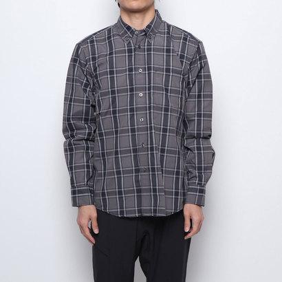 【アウトレット】ザ ノース フェイス THE NORTH FACE メンズ アウトドア 長袖シャツ L/S Ocotillo Patch Shirt NR11968