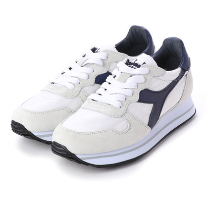 ディアドラ Diadora camaro nyl stone wash w (WHITE/POWDER)